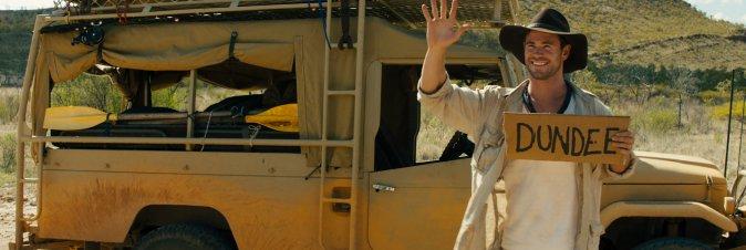 Chris Hemsworth apparirà nel nuovo film di Crocodile Dundee