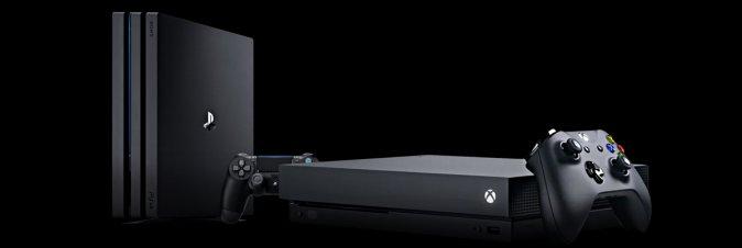 Xbox One X vende più di PS4 Pro negli USA