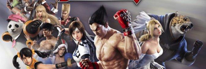 Tekken sbarca oggi sulle piattaforme mobile