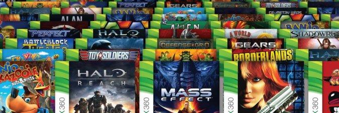 In arrivo titoli Xbox 360 ottimizzati per Xbox One X