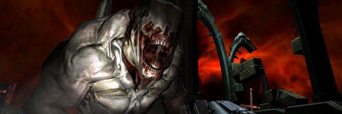 Doom 3 su Switch, ma c'è il trucco...