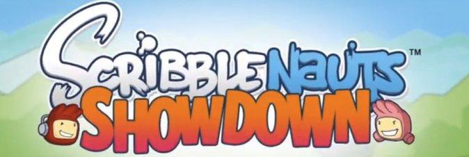 Annunciato ufficialmente Scribblenauts Showdown