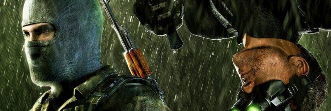 Splinter Cell avvistato in Canada
