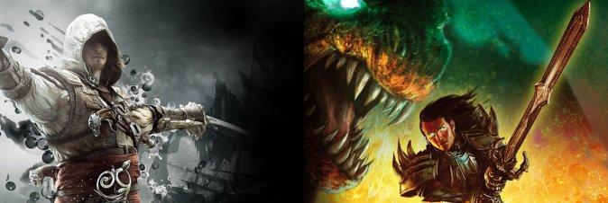 Assassin's Creed IV e Divinity II diventano compatibili con Xbox One