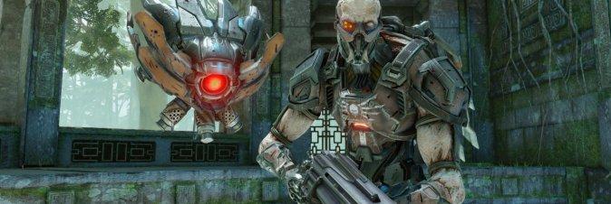 Quake Champions si rilancia nel mondo eSport