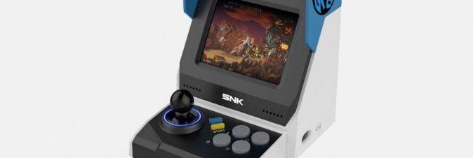 Arriva il Neo Geo Mini