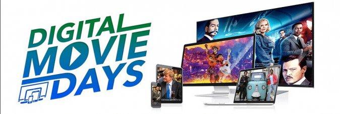 Arrivano i Digital Movie Days