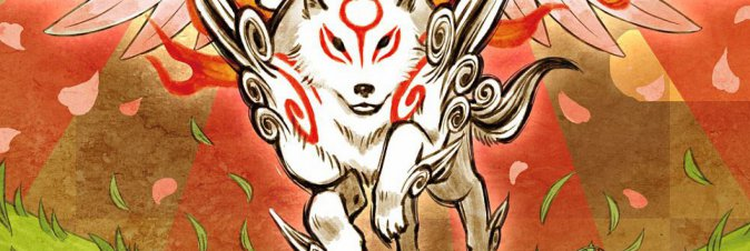 Okami HD uscirà su Switch ad agosto