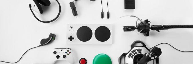 Microsoft annuncia Xbox Adaptive Controller