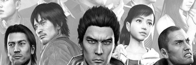 Yakuza 3, 4 e 5 sbarcano su Playstation 4