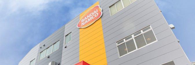 Bandai Namco registra un nuovo marchio