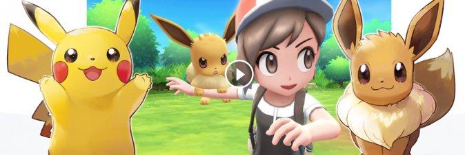 Tanti nuovi giochi Pokemon in arrivo