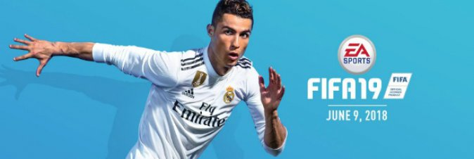Sarà ancora Ronaldo il testimonial sulla copertina di Fifa 19