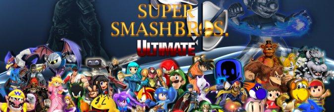 [E3 2018]Super Smash Bros Ultimate irrompe nel Direct