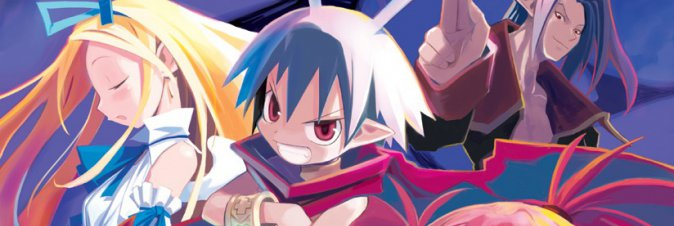 Una data europea per la remaster di Disgaea: Hour of Darkness