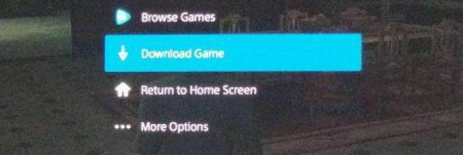 Playstation Now permetterà il download dei giochi?