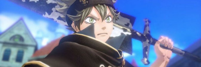 Annunciata la Closed Beta per Black Clover: Quartet Knights