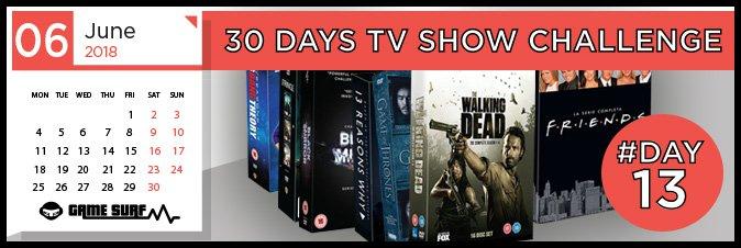 30 Days TV Show Challenge