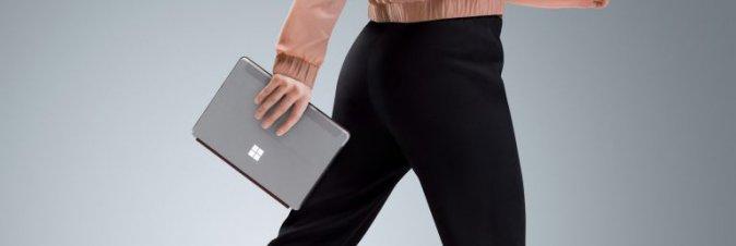 Microsoft annuncia il Surface Go