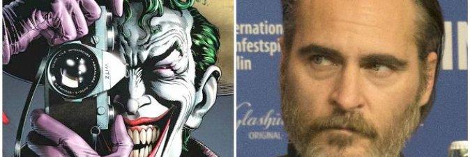 Joaquin Phoenix protagonista del film sulle origini di Joker