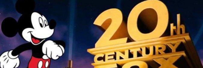Disney acquisisce Fox per 71 miliardi di dollari