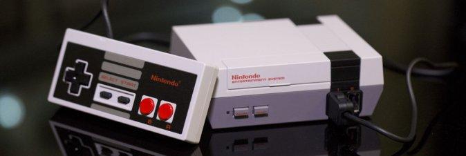 PS4? Xbox One? Macchè, negli USA a giugno vince il NES Mini