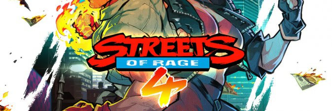 Annunciato Streets of Rage 4