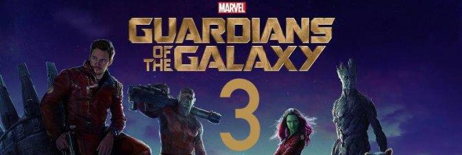 I guardiani della galassia 3 non si farà, almeno per il momento