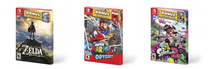 Nintendo inaugura la collana di giochi bestseller per Nintendo Switch