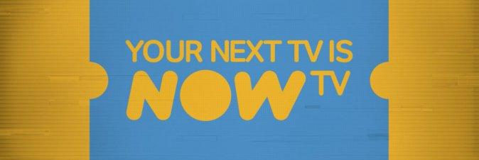 Now TV mostra le ultime novità in questo spot