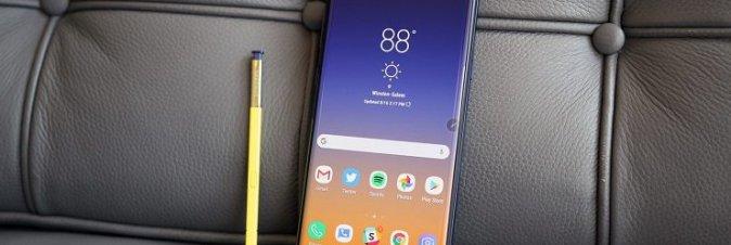 Samsung raddoppia la capacità del Note 9