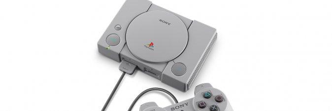Anche la Playstation diventa Classic