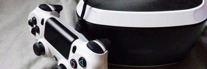 Sony sta lavorando ad una nuova versione del PSVR