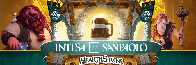 Ultima chiamata per accedere alle finali della Intesa San Paolo Hearthstone Cup