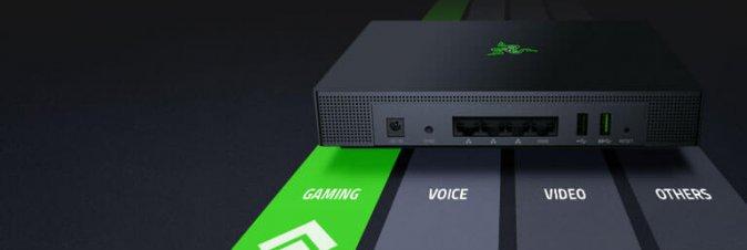 Razer presenta Sila, il suo prima Router per il gaming