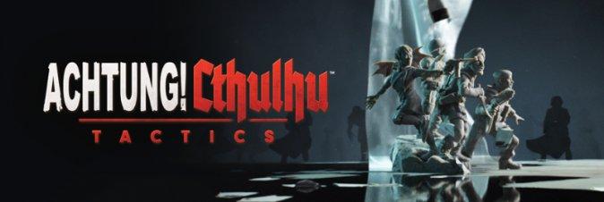 Achtung! Cthulhu Tactics arriva su Steam