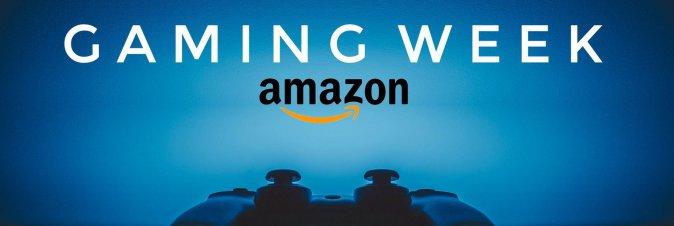 Amazon lancia la settimana del gaming
