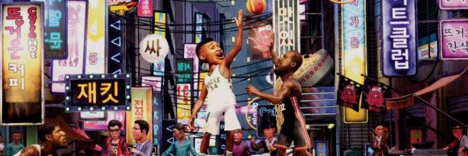 NBA 2K Playgrounds 2 disponibile da oggi