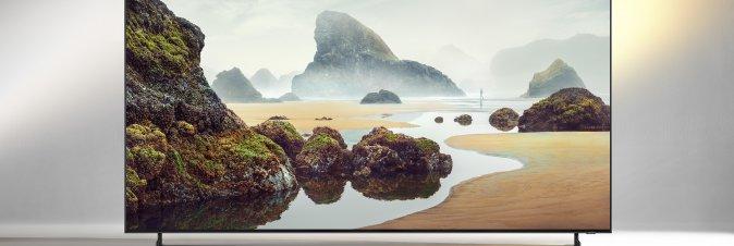 Samsung lancia le prime TV 8K