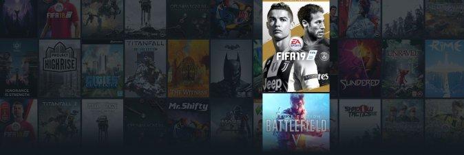 Ecco i nuovo titoli del catalogo Origin Access di Electronic Arts