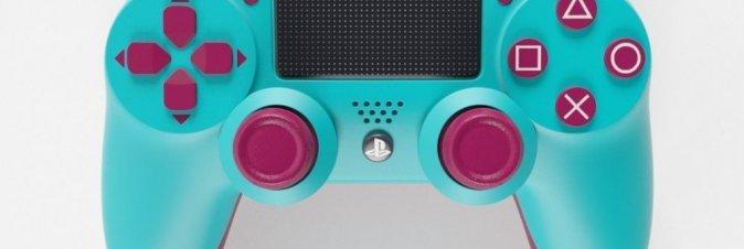 Un nuovo colore per il dualshock PS4
