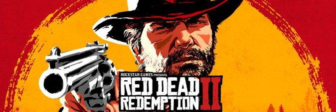 Red Dead Redemption domina la classifica italiana