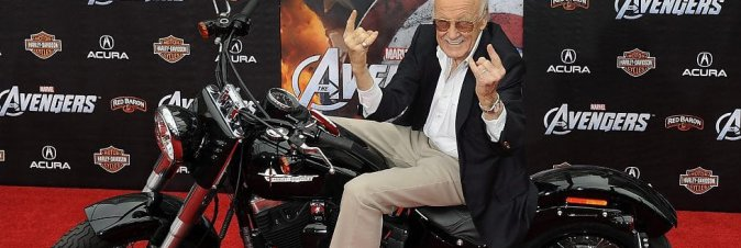 E' morto Stan Lee