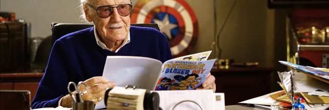 Il mondo dei videogiochi omaggia Stan Lee