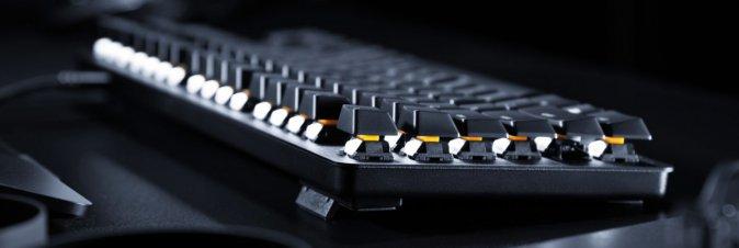 Razer annuncia della tastiera BlackWidow Lite