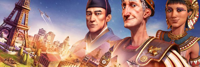 Sid Meier's Civilization VI disponibile da oggi su Nintendo Switch