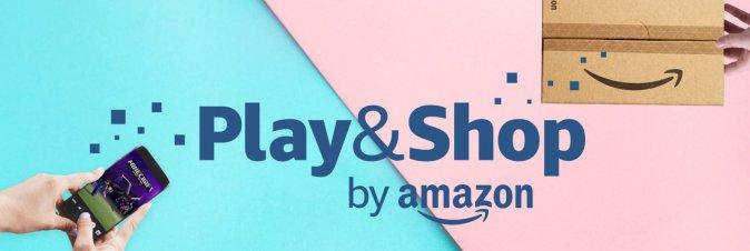 Amazon lancia Appstore Play&Shop