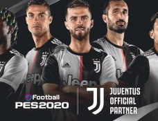 PES 2020 si assicura la Juventus in esclusiva