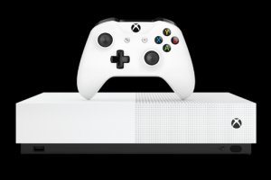 Microsoft annuncia ufficialmente l'Xbox One S All-Digital
