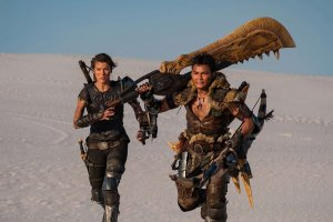 Online appare il primo teaser trailer del film Monster Hunter